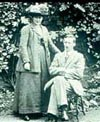 Beatrix and William Heelis